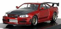 ignition model 1/64 NISSAN SKYLINE NISMO R34 Z-tune Red IG1871 Tea cable Company