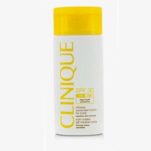 NEW Clinique Mineral Sunscreen Lotion For Body SPF 30 - Sensitive Skin Formula