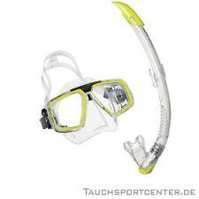 Profi Schnorchelset Technisub Look + Techni Sub Zephyr