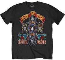 GUNS N ROSES Summer Jam 1988 Tour Special Edition Tee Shirt Official Band Merch