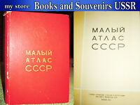 1979 Small Atlas of the USSR, maps of the Republics (lot 444)