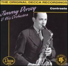 Jimmy Dorsey - Contrasts [New CD] Manufactured On Demand