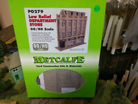 Metcalfe PO279 Low Relief Department Store kit OO scale