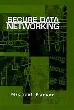 USED (VG) Secure Data Networking (Artech House Optoelectronics Library) by Micha