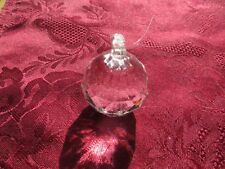 Clear Glass Crystal Sun-catcher Hanging Ball Window Auto Prism 1.25""