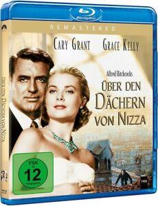 Blu-ray ÜBER DEN DÄCHERN VON NIZZA # A. Hitchcock, Grace Kelly, Cary Grant ++NEU