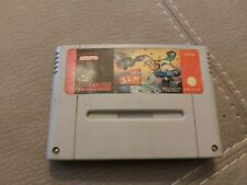 Nintendo SNES EARTH WORM JIM 2 PAL