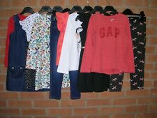 NEXT GAP MATALAN etc Girls Bundle Dress Jeans Tops Age 4-5 110cm