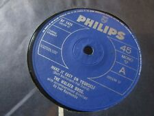 """The Walker Brothers, """"Make It Easy On Yourself"""" (7 inch vinyl-BF1428)"""