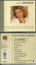 CD - JEANE MANSON : Le meilleur de JEANE MANSON - BEST OF / COMME NEUF -LIKE NEW