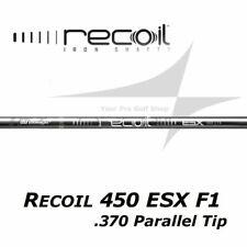 UST Mamiya Recoil 450 ESX F1 Ladies Flex .370 Parallel Tip Iron Shaft NEW