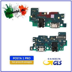 FLAT FLEX CONNETTORE DI CARICA SAMSUNG PER GALAXY A50 SM-A505 RICARICA MICROFONO
