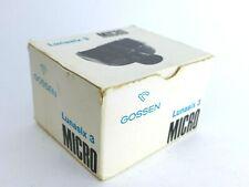 GOSSEN Lunasix 3 Micro