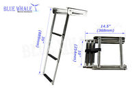 3-Step Telescoping S.S. Under Platform Ladder USA BL73510135