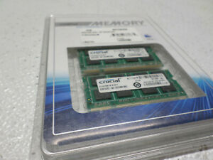 Crucial 4GB (2x2GB) DDR2-667 SODIMM MAC