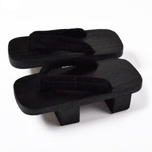 Mens Womens Slippers Japanese Style Kimono Summer Flip Flops Thong Sandals Chic