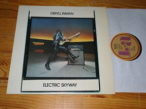 DERYLL INMAN - ERLECTRIC SKYWAY / US-LP 1977