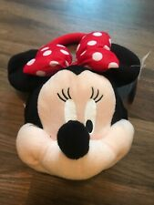 Mickey Mouse Plush Purse New With Tags