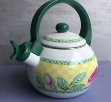 Villeroy & Boch - Teapot/ Whistling Tea Kettle EUC. #ik