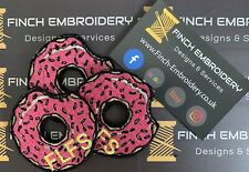 More details for custom design morale patches with hook backing no minimum order