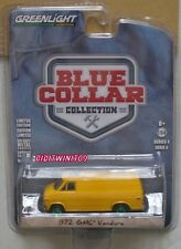 GREENLIGHT 2018 BLUE COLLAR SERIES 4 1972 GMC VANDURA GREEN MACHINE W+