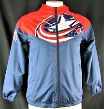 Columbus Blue Jackets NHL G-III Men's Long Sleeve Full Zip Jacket