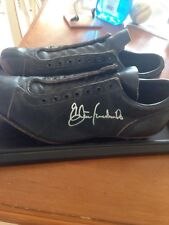 Elrod Hendricks Game Worn Cleats Autographed Guaranteed Authentic! Orioles Great