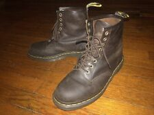 Dr Doc Martens Original Air Wair England Brown Boots Mens UK 7 US 8