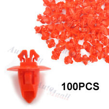100pcs Mudguard Fender Flare Moulding Retainer Clips For Toyota 4runner Sequoia Fits 1996 Toyota Tacoma