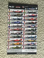 Honda Mid-Ohio 200 2016 Spotter Guide Indy Car Series