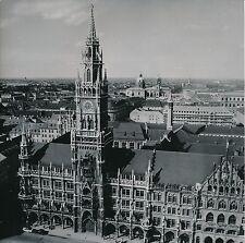 ALLEMAGNE c. 1958 -  Hôtel de Ville  Munich - Div 10430