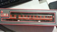 NEW HO LIMA 309345 SNCF Corail mixed car 2nd Class & Luggage