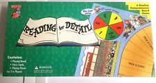 Reading for Detail - Reading Comprehension Board Game - Blue Level