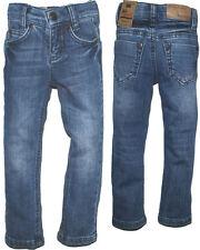 ☼NEU☼ Jeans Röhre Mittelblau mit Waschung von ~BLUE EFFECT~ 0121 Weiten& Gr.Wahl