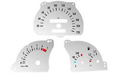 Opel velocímetro disco combi velocímetro Vectra A-Astra F carbon discos de tacómetro 1007