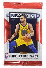 Panini Hoops 2018/19 Retail Pack NBA Basketball Sealed Cards