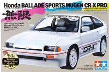Tamiya 1:24 Honda Ballade Sports Mugen CF-X Pro - Plastic Model Kit #24045