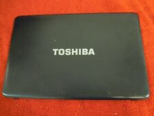 Toshiba C650-010 Lid - LCD Back Cover (Only) - Grade A #411-68