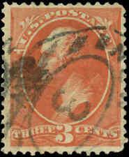 US  Scott #214 Used