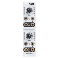 4ms Listen In/Out Stereo Interface Eurorack Module