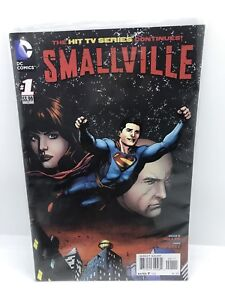 DC comics SMALLVILLE issue #1 Comic Book July 2012