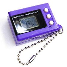 Rare Digimon Mini ver 3 Purple Digivice Digital Monster Bandai Japan