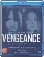 Venganza Trilogy - Sympathy For Mr Venganza / Old Niño / Mujer Venganza Blu-Ray