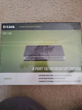 D-Link  DES (DES1108) 8-Ports External Switch