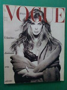 VOGUE Italia SETTEMBRE 1988 September Rachel Hunter EVANGELISTA Campbell 462 '88