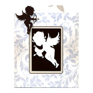 CUTTING DIES 1 MATRICE DECOUPE CUPIDON SCRAPBOOKING ALBUM CARD PAPER