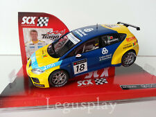 Slot SCX Scalextric 62740 Seat Leon WTCC Tiago Monmteiro Nº18 - New