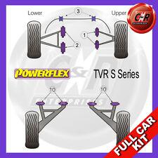 TVR S-Serie Powerflex komplett Buchsensatz