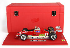 Ferrari 126C2 Villeneuve GP Belgio 1982 1/18 lim.ed. 14/20 PCS P18154PRE BBR
