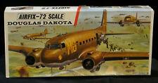 Airfix, Douglas Dakota. kit model. 1/72 scale. Cat No. 483.